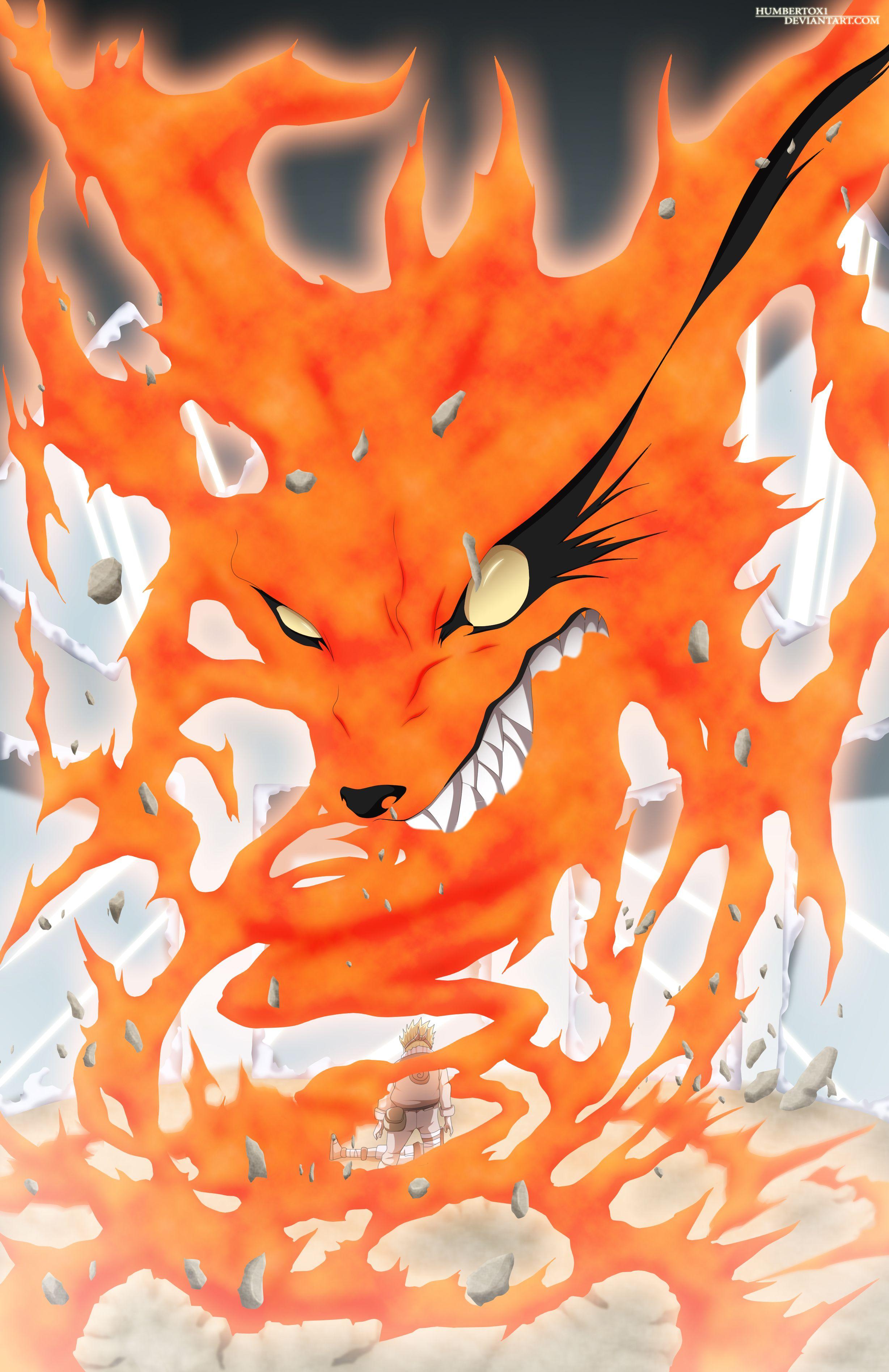 Naruto Kyubi Liberation Naruto Wallpaper Wallpaper Naruto Shippuden Naruto Shippuden Anime