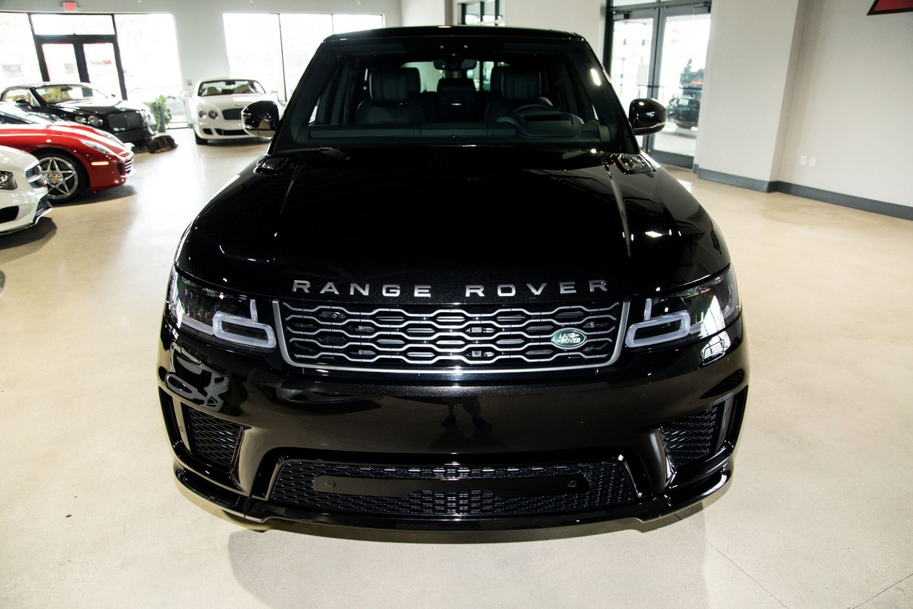 Used 2020 Land Rover Range Rover Sport P525 Hse Dynamic 2020 Land Rover Range Rover P525 Hse Range Rover Sport Land Rover Range Rover