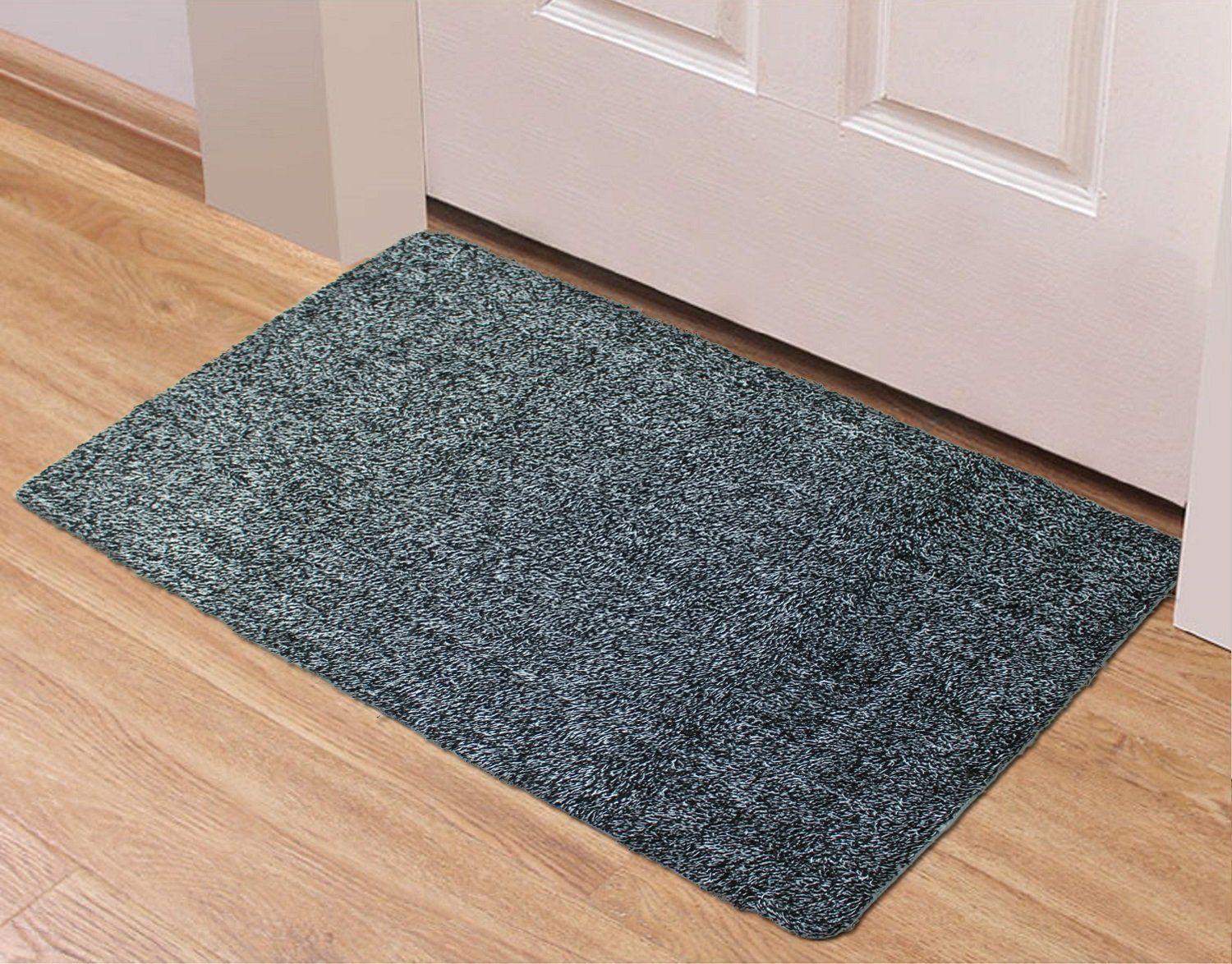 Absorbent door mat burid indoor doormat 17 7 x 29 5 inch water ultra absorbent front door mats