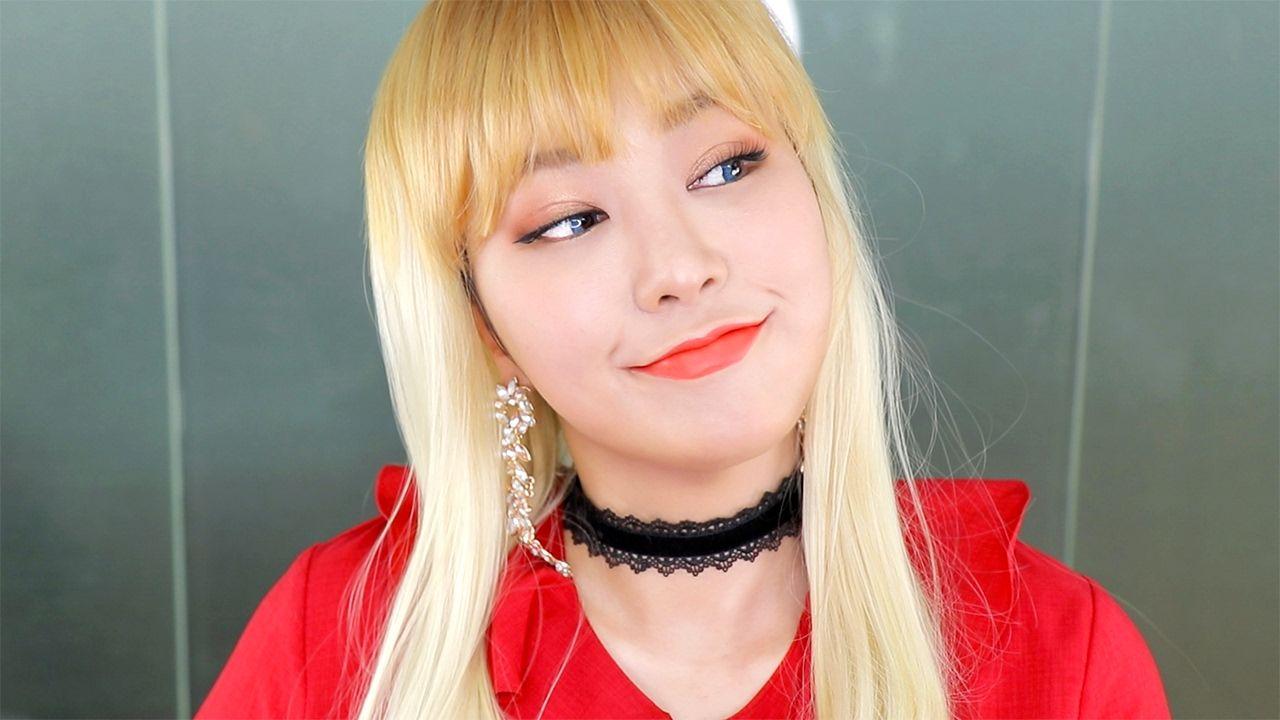 Blackpink Lisa Inspired Makeup Tutorial Ssin Youtube Lisa