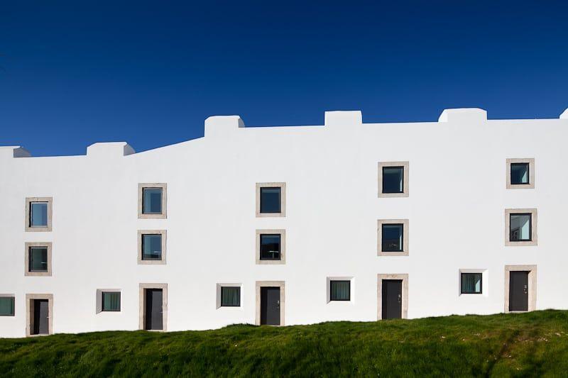 Gonçalo Byrne, arquitectos Lda., João Morgado  · Cascais Citadel Hotel