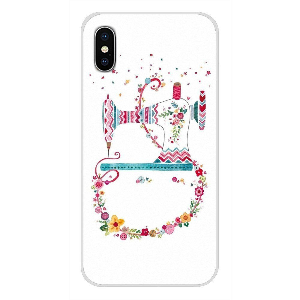 Https Www Charlenebag Com Product Sewing Machine Phone Case For Apple Iphone In 2020 Phone Cases Phone Case