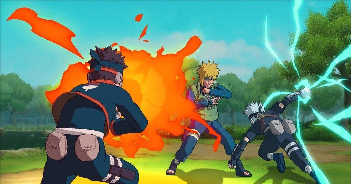 Wallpaper Naruto Hidup Di 2020 Dengan Gambar Animasi Naruto