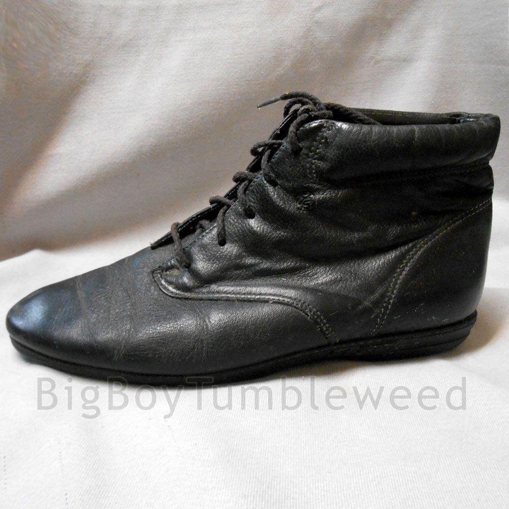Zapatos negros de punta redonda Easy Spirit para mujer ggoqz9pN1