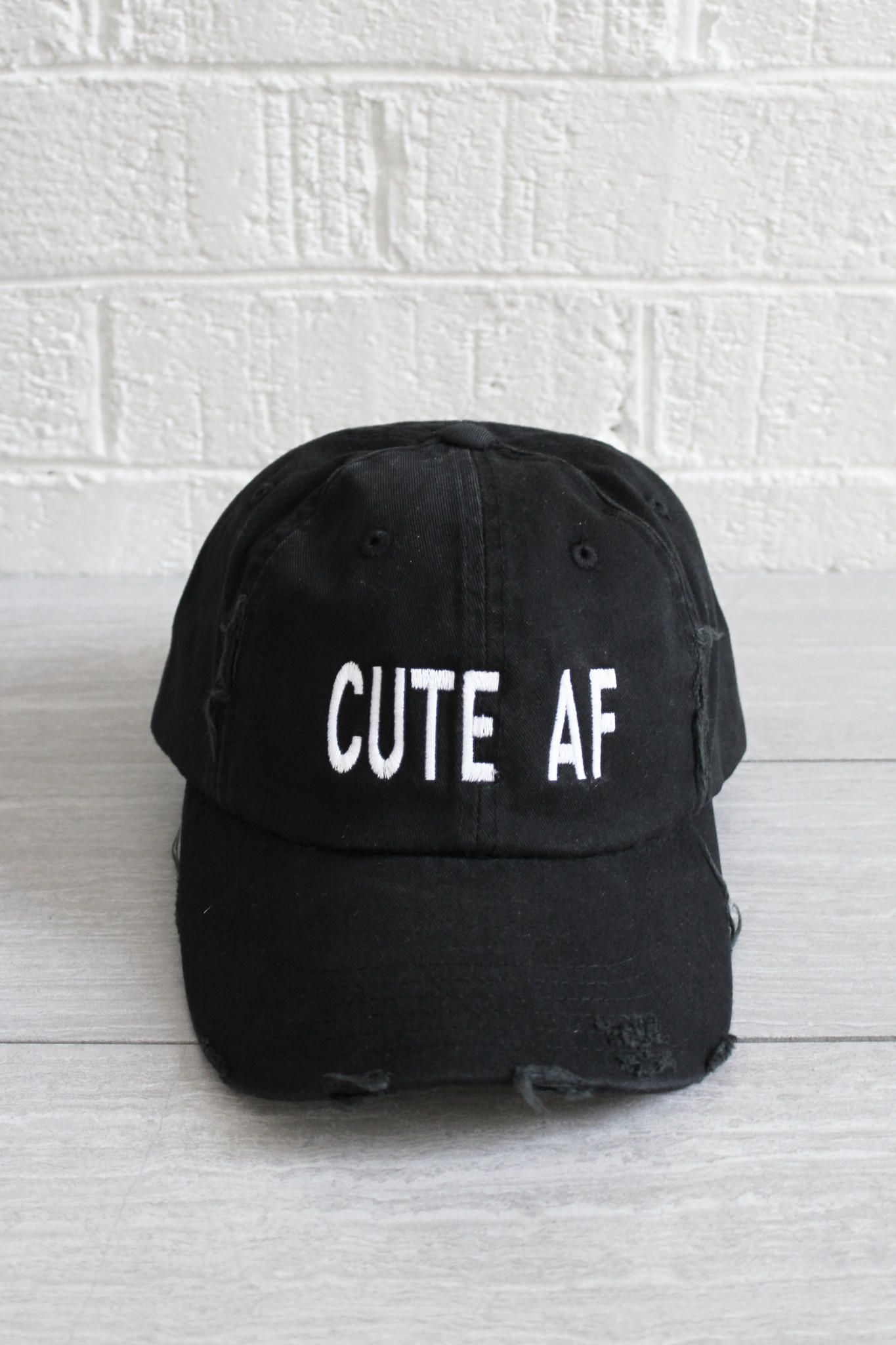 d9c42731bc3 Cute AF Hat from Jawbreaking. Saved to New Arrivals. Shop more products  from Jawbreaking on Wanelo.