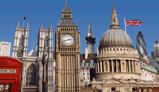 السياحة في لندن مناطق رحلات صور جميلة مناظر طبيعية Big Ben Scenic Photography Big Ben London