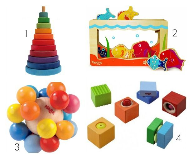 Toys For Stimulating Newborns : Excellent recommendations from a speech language