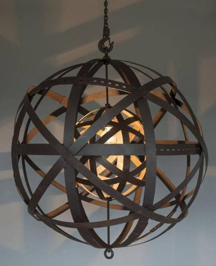 Industriele Kroonluchter In 2020 Home Craft Decor Decor Chandelier