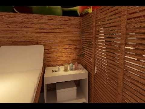 Sala de Massagem - Tour Virtual - YouTube