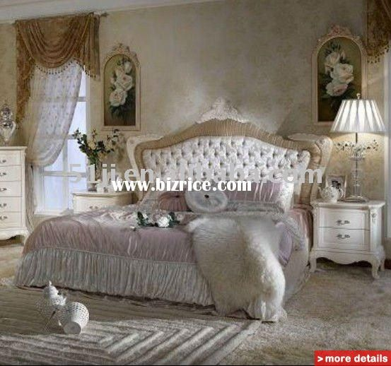 French Provincial Womens Bedroom Sets
