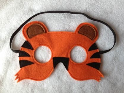 Face mask fun - perfect for 'Zoo' Party from www.MumMade.co.nz