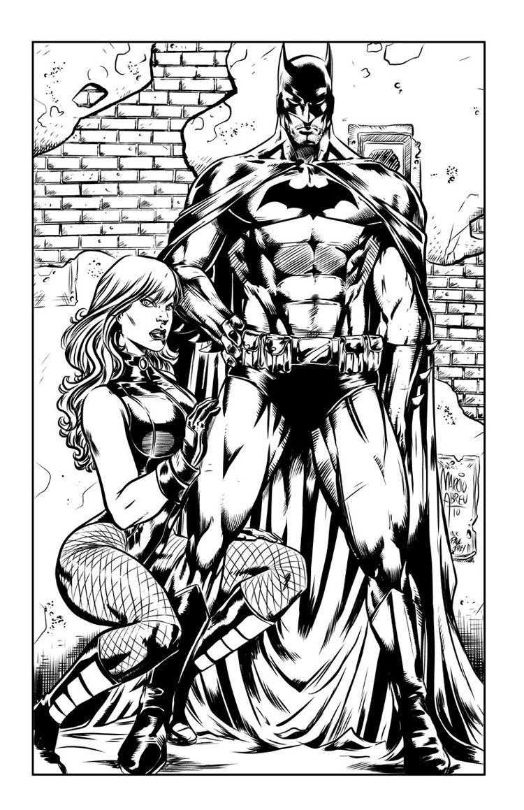 Batman Coloring Pages | Batman, Dc comics characters and Comic
