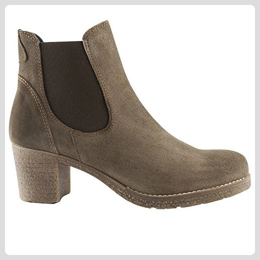 Exclusif Paris  Exclusif Paris Edwige, Chaussures femme Bottines femme,  Damen Stiefel & Stiefeletten , Beige - Beige - Beige - Größe: 41 - Stiefel für frauen (*Partner-Link)