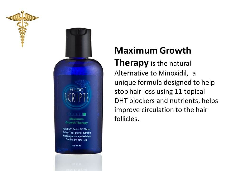 Maximum growth therapy is the natural alternative to