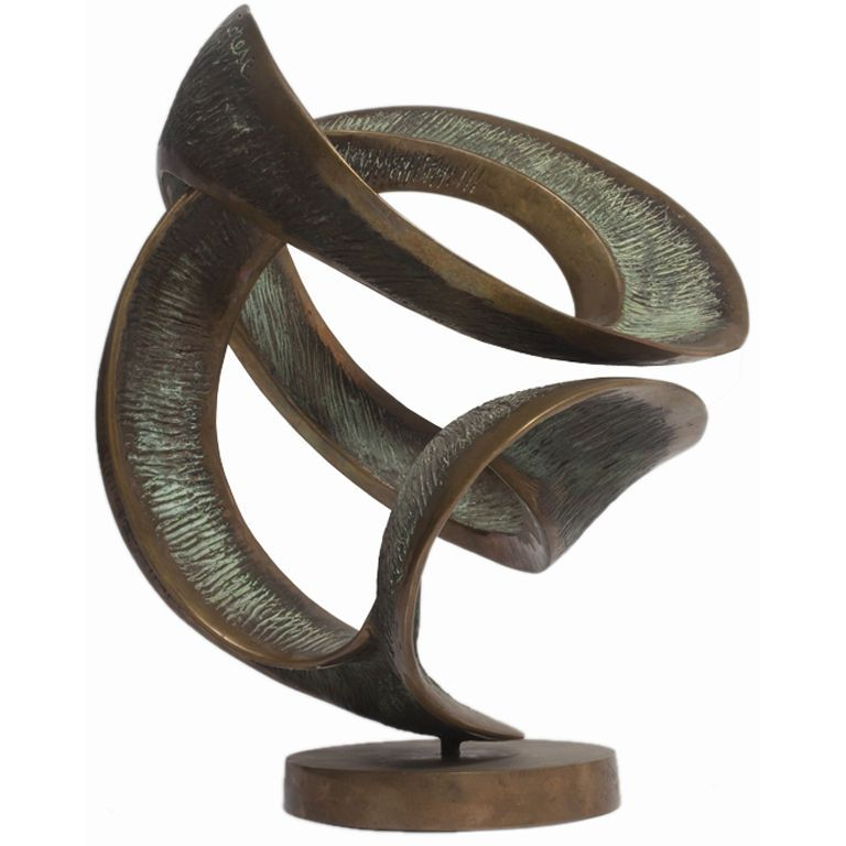 Favori Abstract Bronze Sculpture by Amedeo Fiorese | Bronze sculpture  IF19