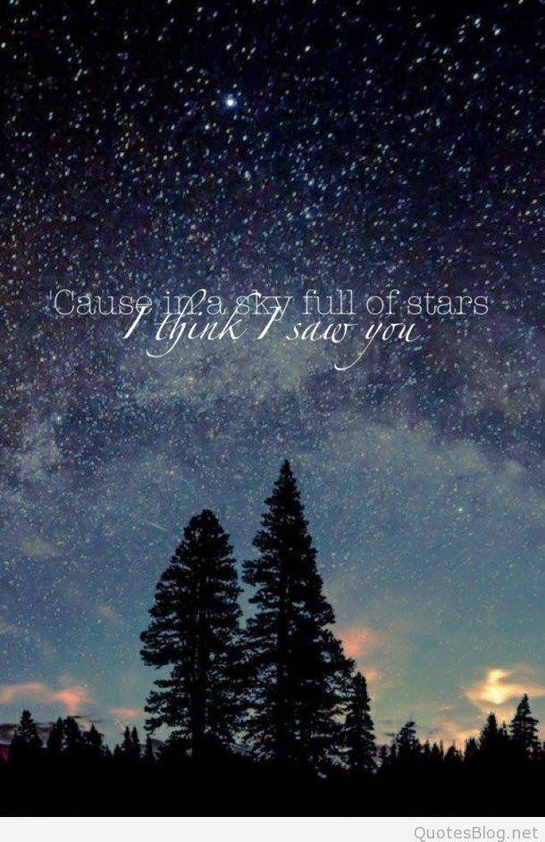 Night Sky Quotes