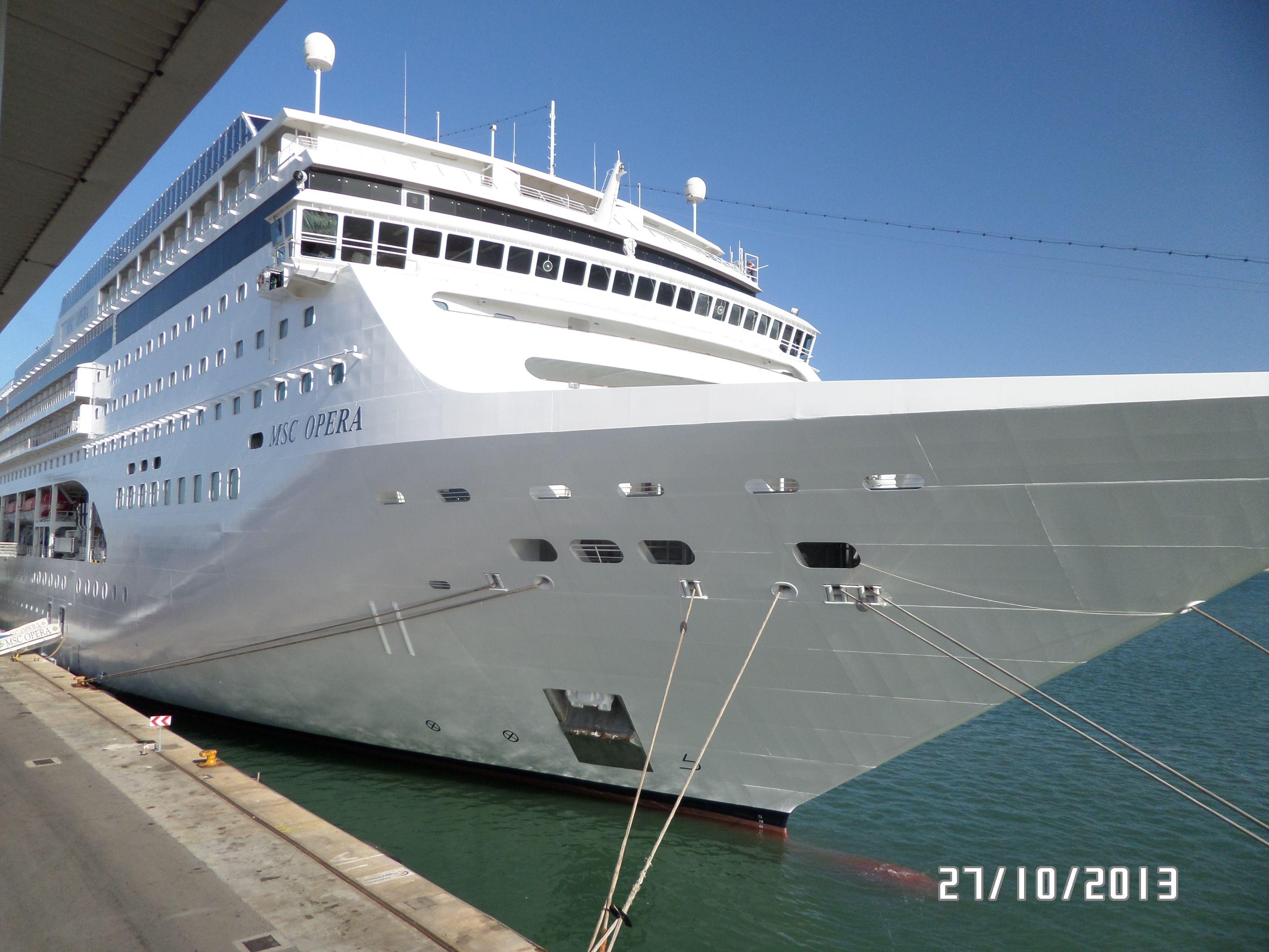 Cruiseline MSC Cruises Ship Name MSC Opera Year Built Room - Names for cruise ships