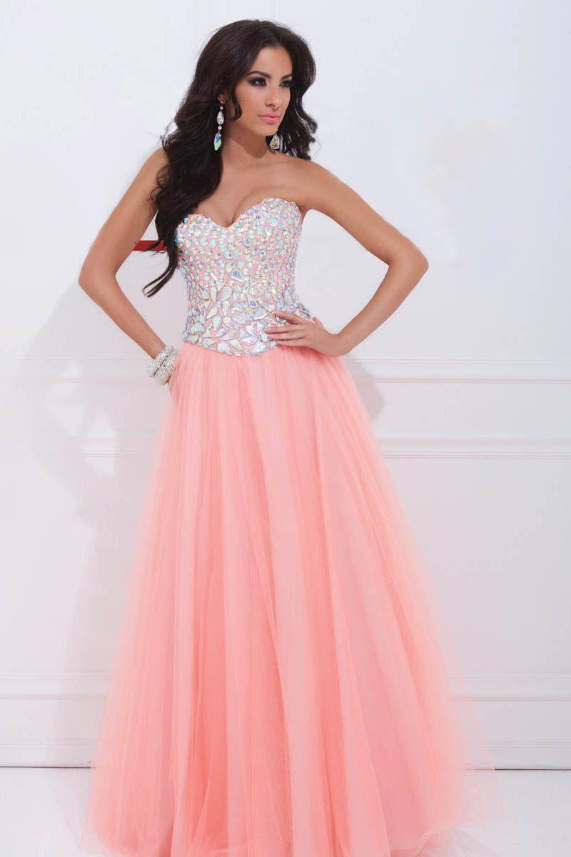 cute prom dress! | Formal ideas | Pinterest | Prom and Prom dress 2014
