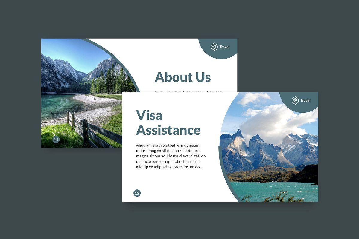 Travel Agency/Agent Presentation Sponsored , PAID,
