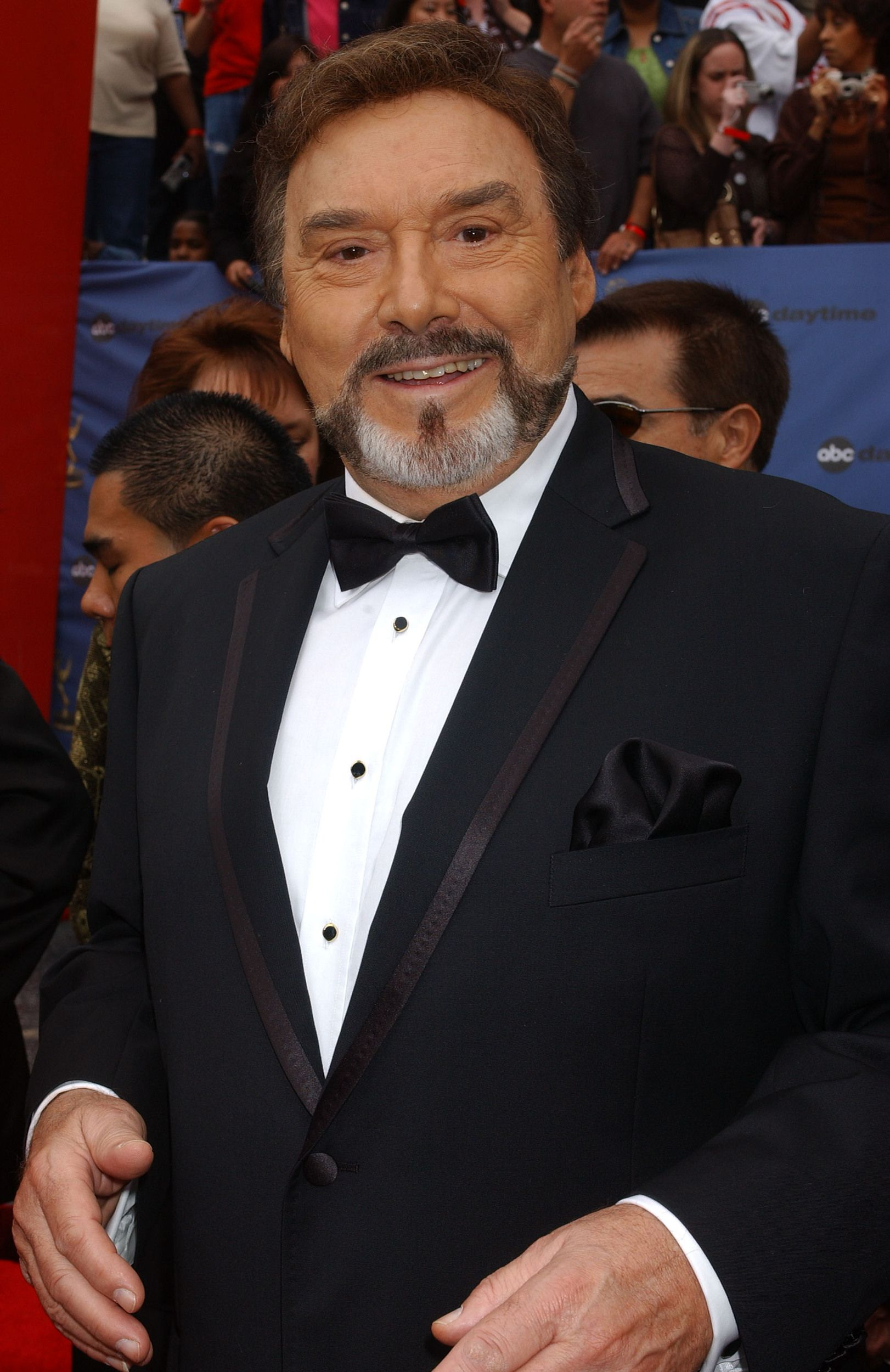 Joseph Mascolo during 33rd Annual Daytime Emmy Awards - Arrivals at Kodak Theatre in Hollywood, CA, United States. (Photo by Albert L. Ortega/WireImage) via @AOL_Lifestyle Read more: http://www.aol.com/article/entertainment/2016/12/09/joseph-mascolo-days-of-our-lives-dead-at-87/21624570/?a_dgi=aolshare_pinterest#fullscreen