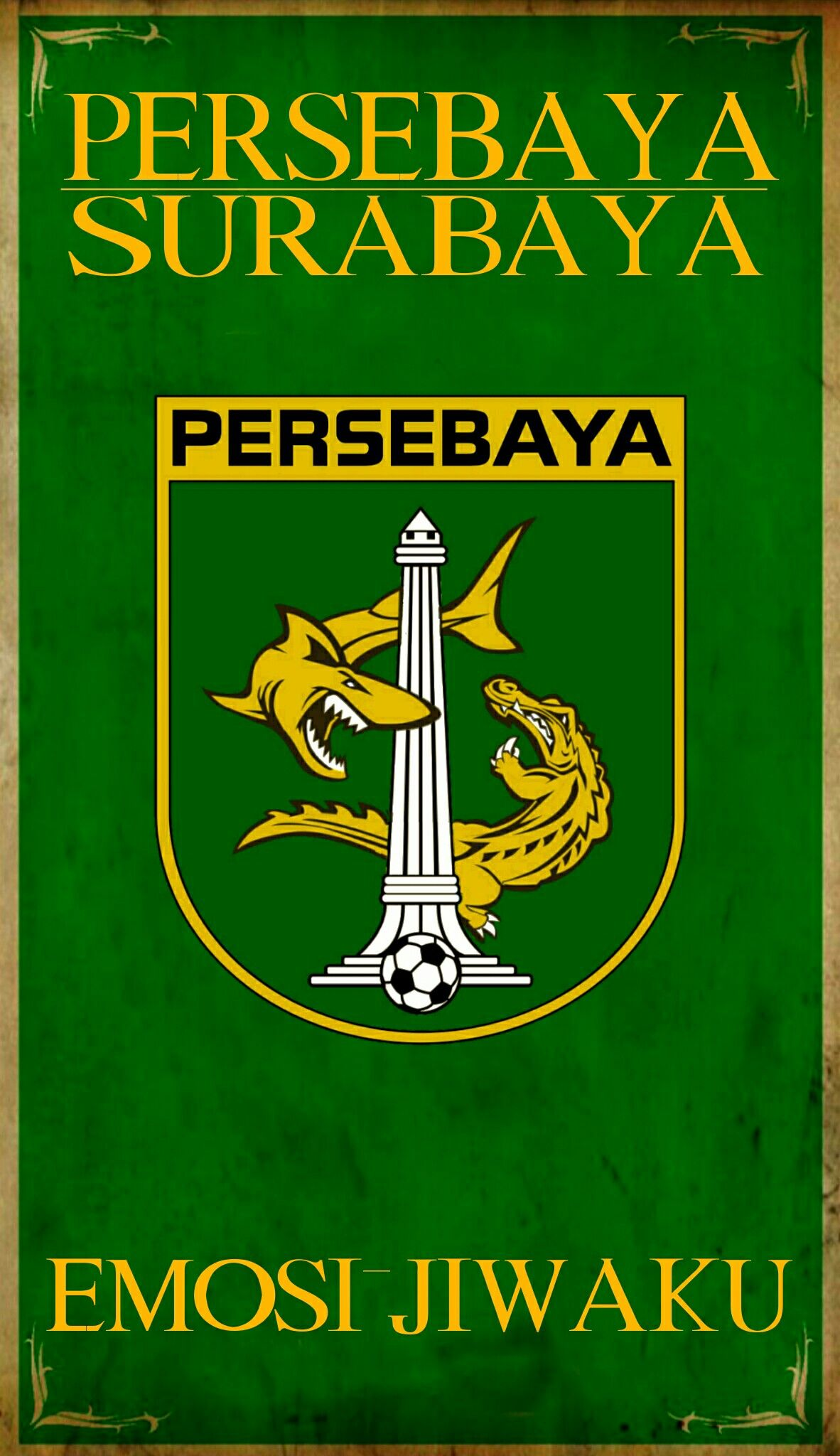 Persebaya Greenforce Surabaya