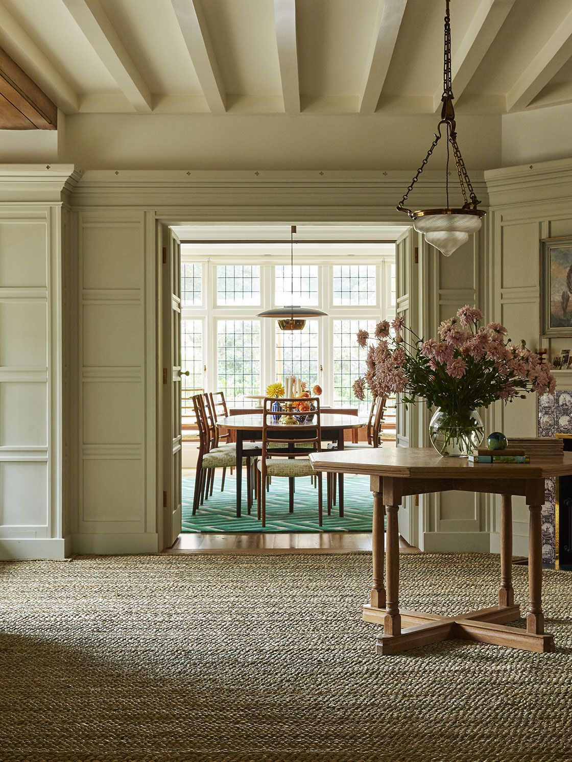 An Arts And Crafts House Arts And Crafts Interiors Arts And