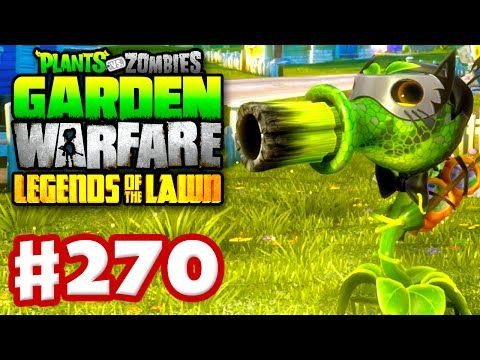 Plants vs. Zombies: Garden Warfare - Gameplay Walkthrough Part 320 ...