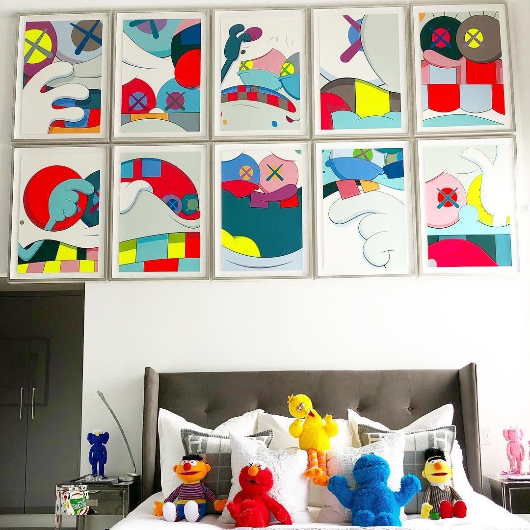 Bedroom Vibe Loving This Sesame Street Release Happy Sunday