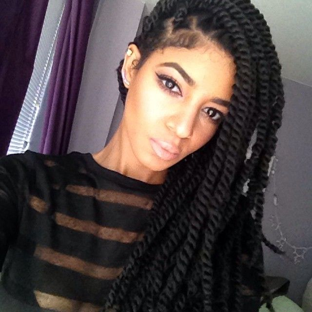 Marley Twists @Shinestruck