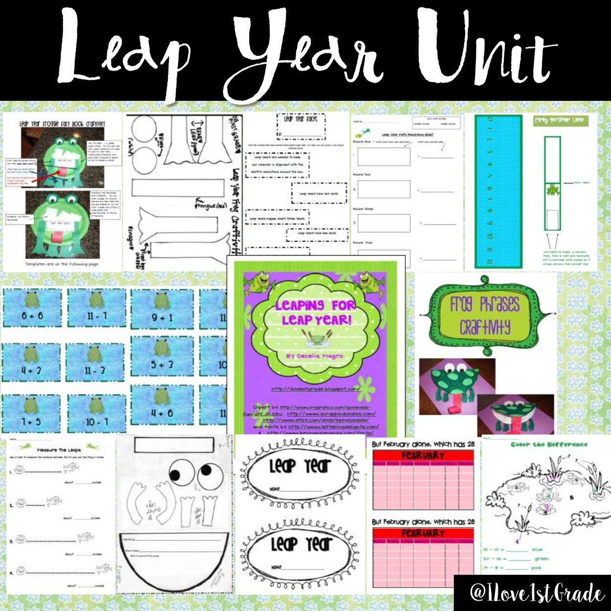 Leap Day And Leap Year Activities