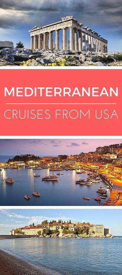 Transatlantic Mediterranean Cruises Cruise From The USA To The - Round trip transatlantic cruise