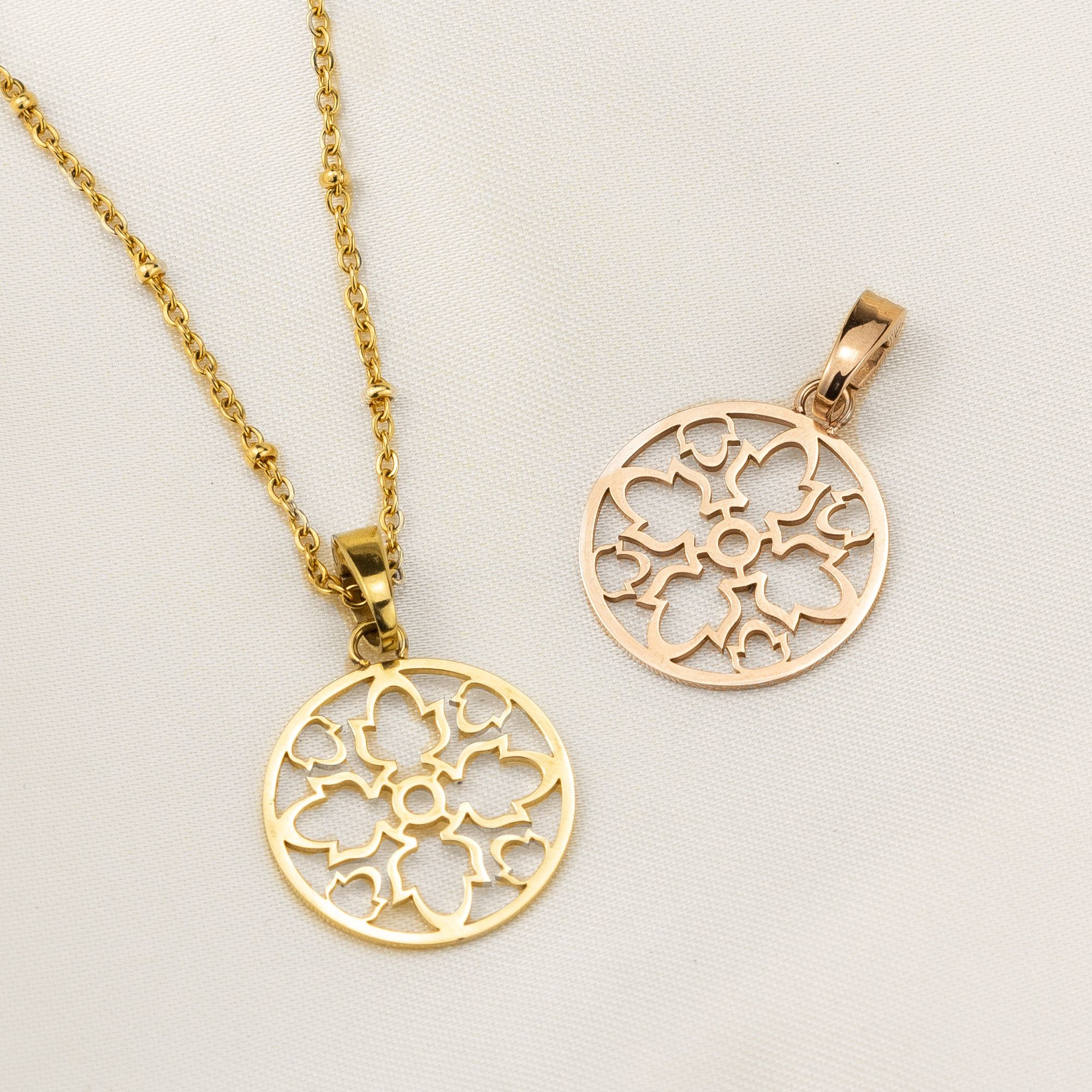 Our New Friendship Pendants Are Inspired By The Alstroemeria Flower Friendship Flower Hollow Maduma Is A Symbol In 2020 Heritage Jewellery Jewelry Inspiration Jewelry
