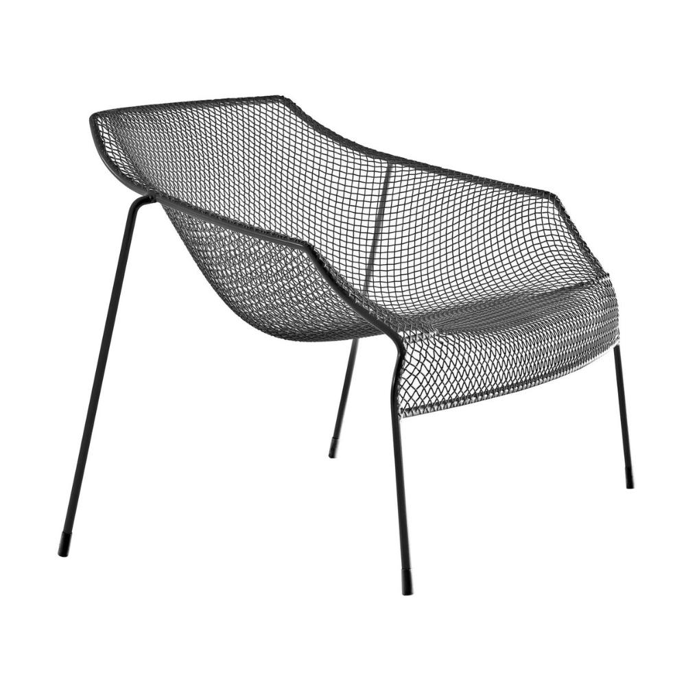 Modern Italian Garden Design: Emu Heaven Lounge Chair 487