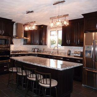 Kitchen Remodel for 40th Birthday! - modern - kitchen - boston - honeydg1