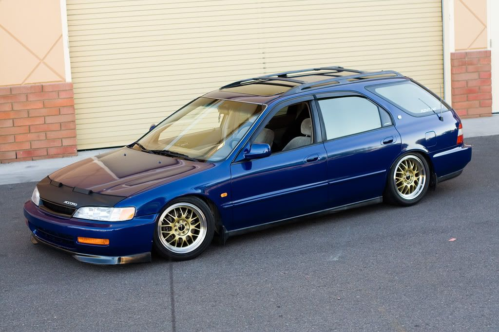 Delightful 1997 Honda Accord Wagon