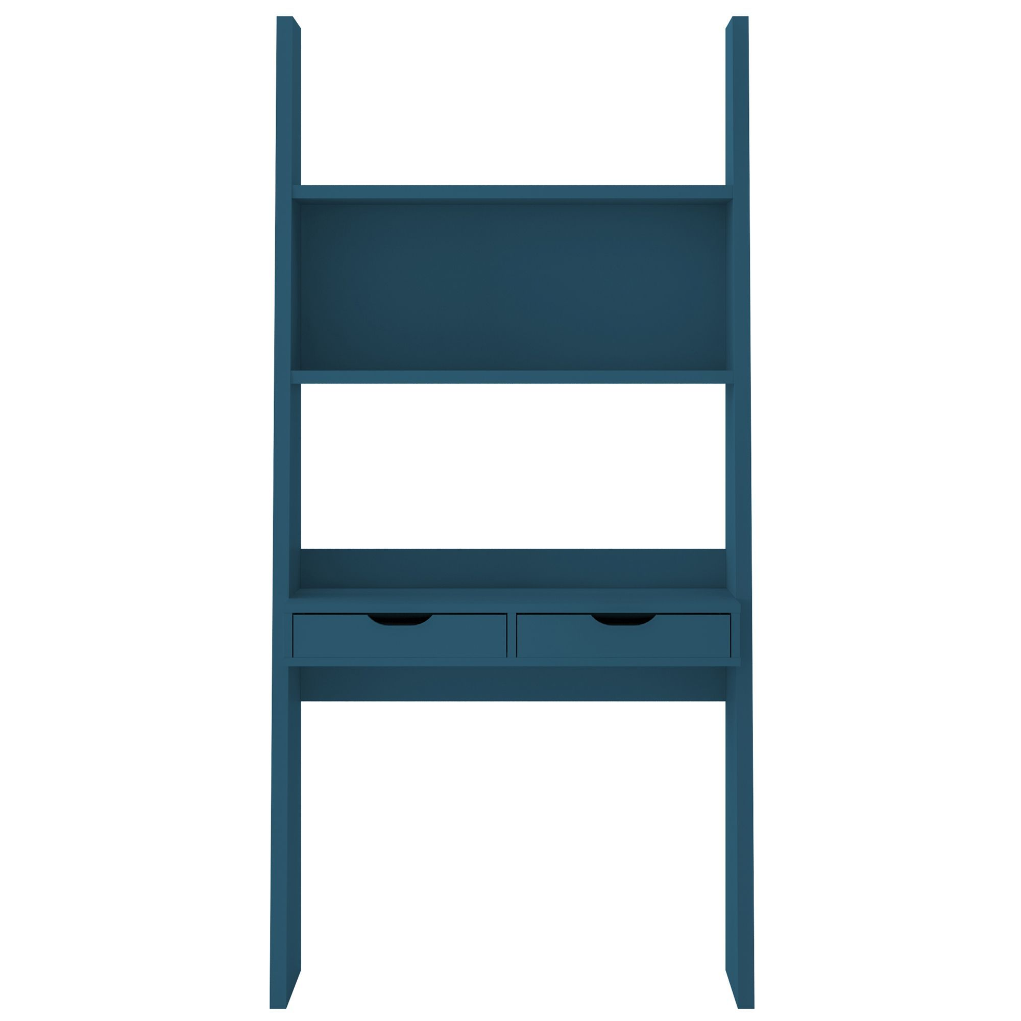 interesting bureau tagre tiroirs bleu bleu yolo les bureaux adultes les bureaux with bureau. Black Bedroom Furniture Sets. Home Design Ideas
