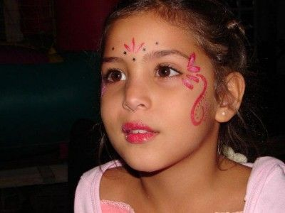maquillaje disfraz de mariposa
