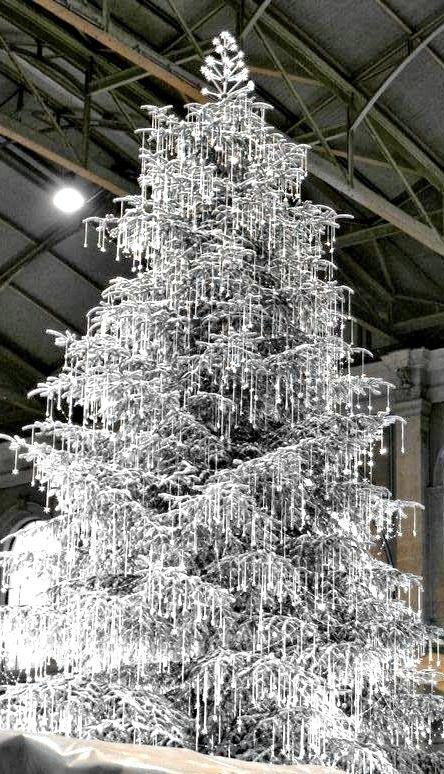 swarovski crystal christmas tree pretty christmas trees xmas tree christmas lights white christmas