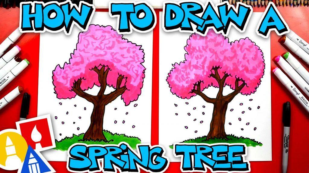 Plants Archives Art For Kids Hub Art For Kids Hub Cherry Blossom Drawing Cherry Blossom Art