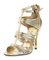 Gold Heels- Macys