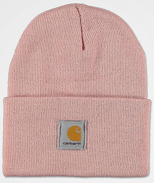 805ae9c8102 Carhartt Watch Misty Rose Beanie in 2019