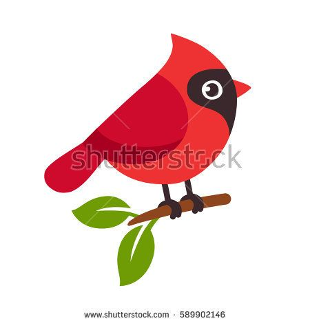 Image Result For Cardinal And Dove Cartoon Bird Illustration