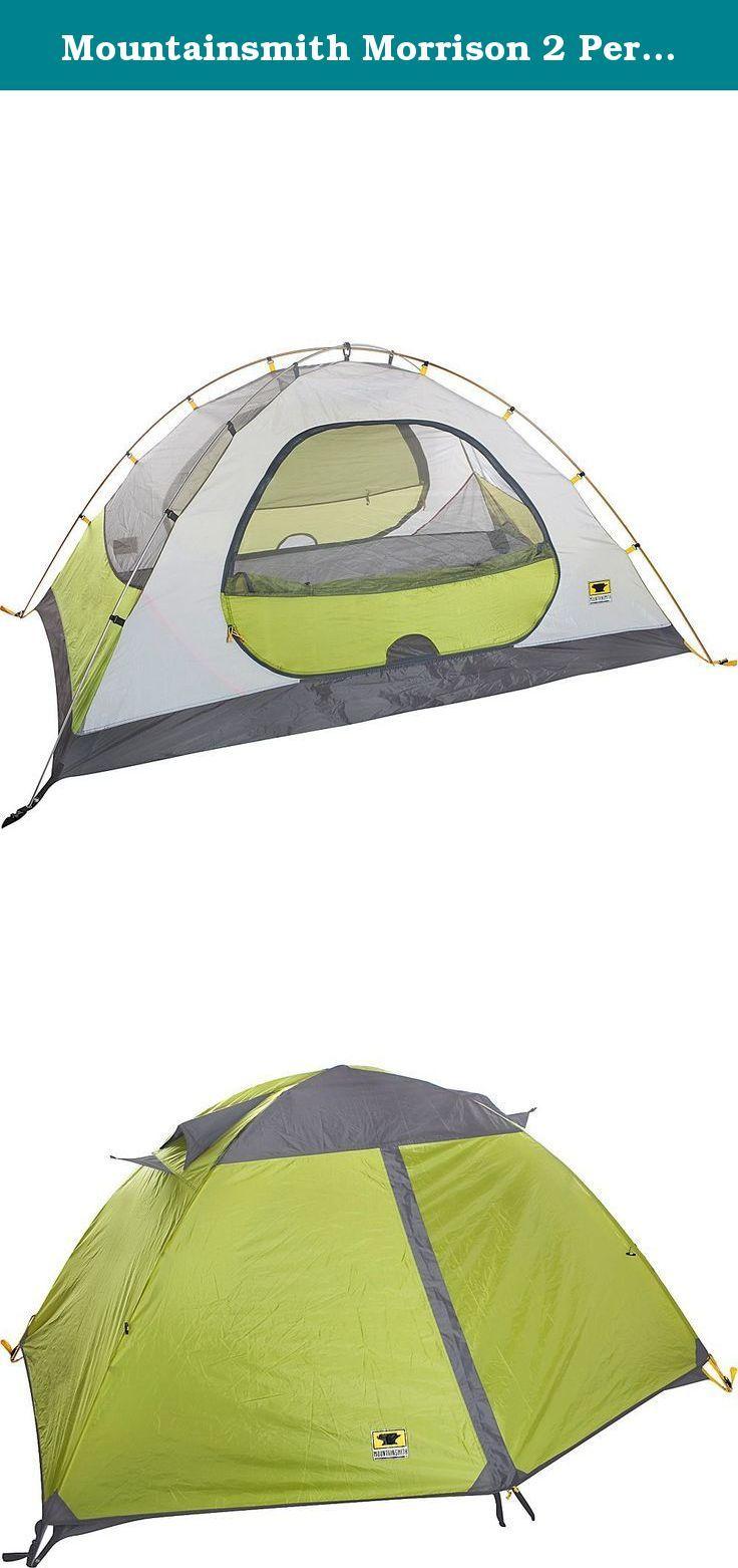 Mountainsmith Morrison 2 Person 3 Season Tent (Citron Green (12)). Classic  sc 1 st  Pinterest & Mountainsmith Morrison 2 Person 3 Season Tent (Citron Green (12 ...