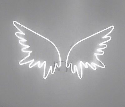 New Angel Wings Wall Home Decor Handcrafted Real G