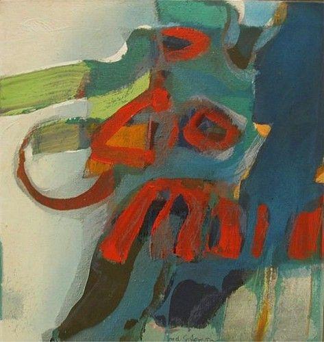Syd Solomon (Estate), Aura 1969, Oil on canvas