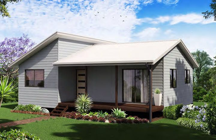 2 Bedroom Ibuild Kit Homes Westwood Kit Homes House Design Backyard Sheds