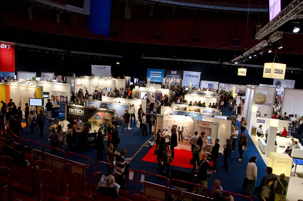 The International Job Fair What You Need to Know Job