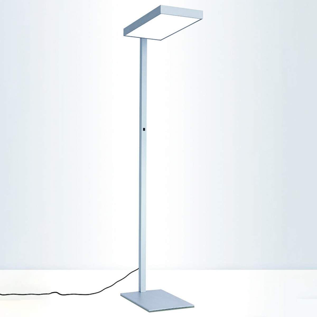 Stehleuchte Cubic S2 Alu Zweistufig Schaltbar Stehlampe Dimmbar Lampen Und Gartenstrahler Led