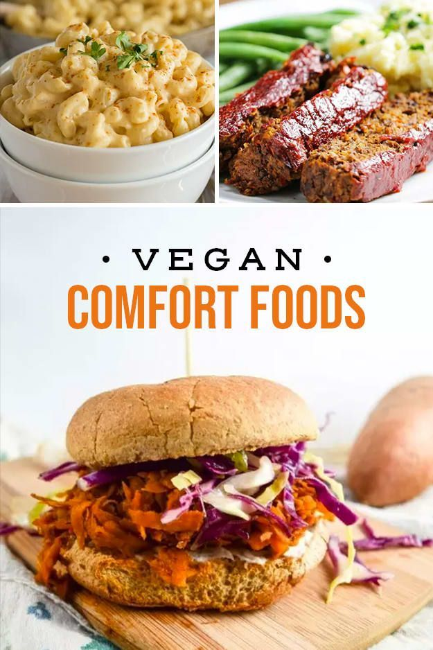 16 Indulgent Comfort Food Recipes Without Any Meat Or Dairy