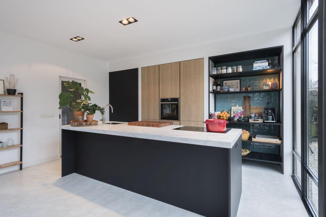 Keuken Van Vipp : Vipp keuken stijl moderne en robuuste keuken houte keuken op
